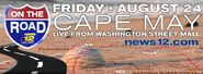 News 12 New Jersey's On The Road, Cape May Video Promo For August 24, 2012