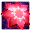 Iso-8 Crystal Red
