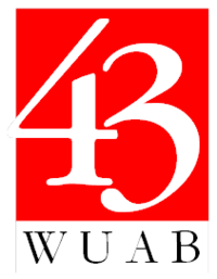 43 WUAB logo