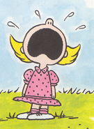 Peanuts - Sally Brown Wailed