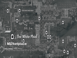 Windhelm Marketplace Map