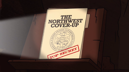 S1e8 the northwest coverup