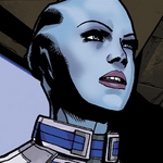 Homeworlds Liara T&#39;Soni