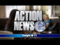 WPVI-TV's Channel 6 Action News At 11's Special Report, At Home With Jamie Apody And Family! Video Promo For Wednesday Night, August 22, 2012