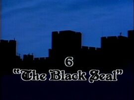 The Black Seal title card