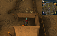 Emote clue Laugh Jokul&#39;s tent