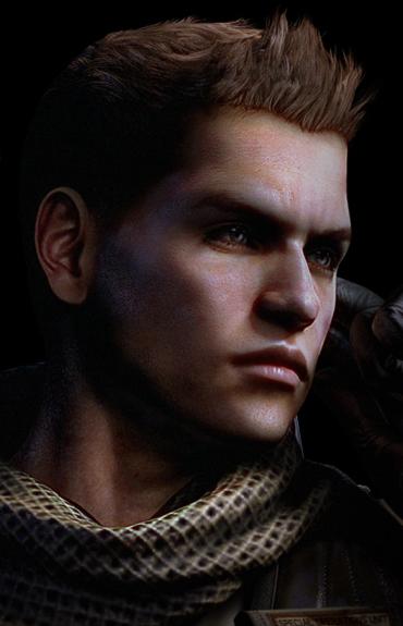 Piers Nivans Wiki Resident Evil