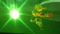 Broly Attack Zenkai Royale