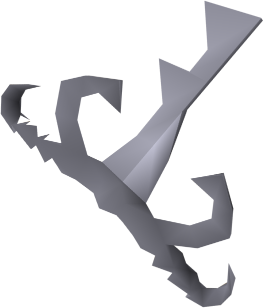 Godsword shard 1 detail