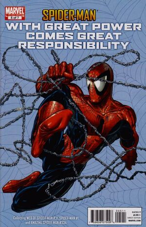 Spider-Man With Great Power Comes Great Responsibility Vol 1 5