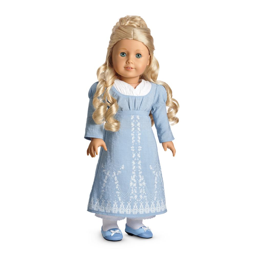Josefina Birthday Dress: Caroline's Birthday Dress