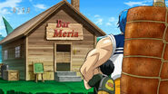 Toriko and Komatsu reach Bar Meria