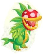 Carnivore planta dragão