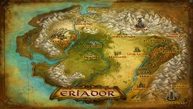 Map - Eriador