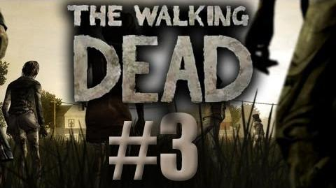 Lets Play - The Walking Dead with Morfar - Episode 1 - Part 3