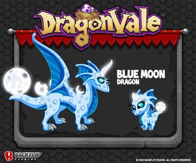 Blue Moon Dragon Sneak Peek