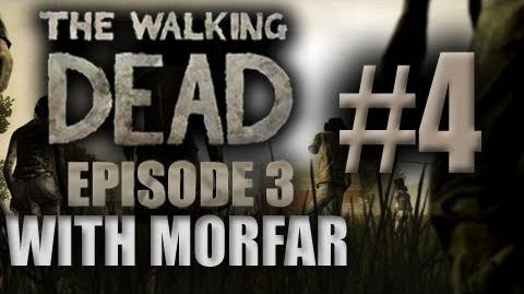 HOLY FUCK (Warning for wtf moments) - The Walking Dead Episode 3 Part 4 with Morfar