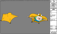 Modelsheet finnandjakeisflyingsquirrelmode