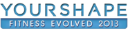 Your Shape Fitness Evolved 2013 logo