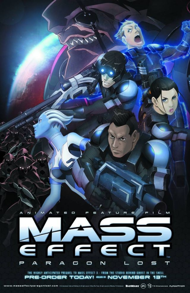 Mass Effect: Paragon Lost (Legendado) DVDRip RMVB