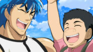 Toriko and Komatsu 1