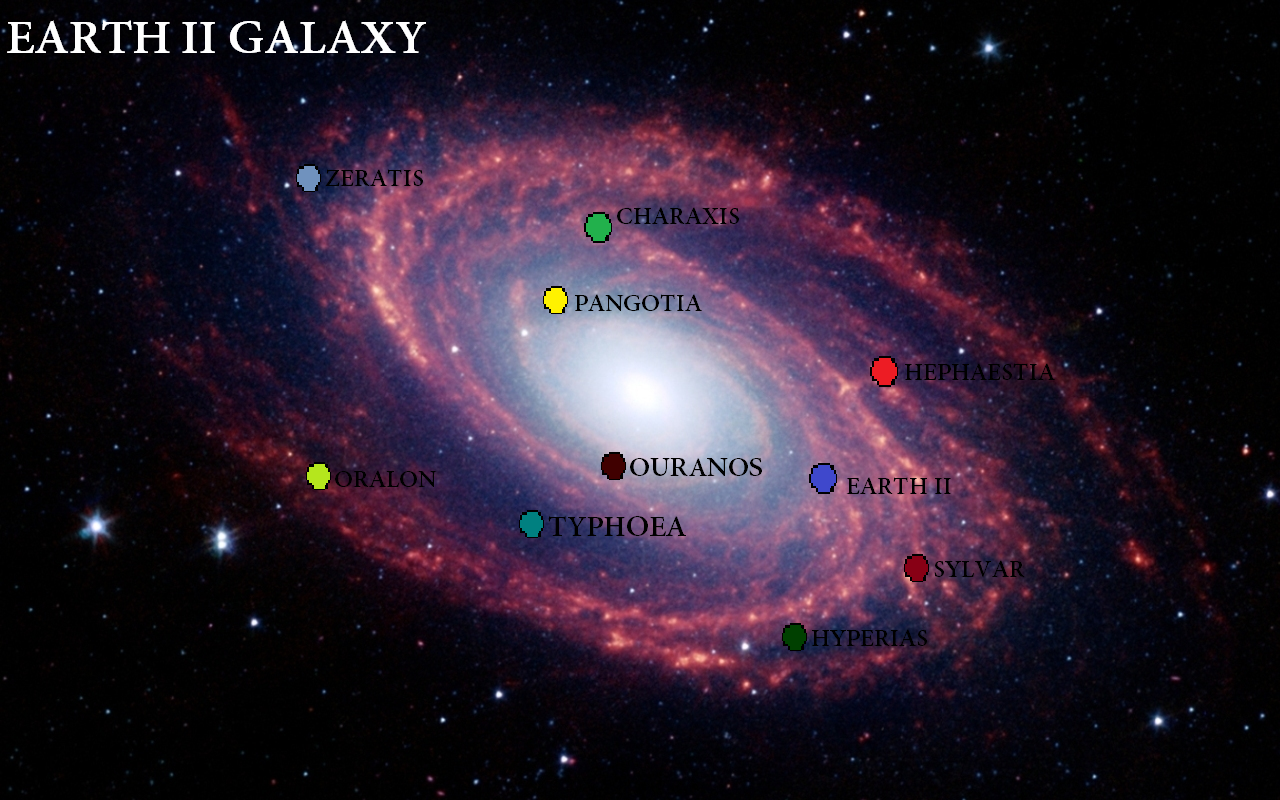 galaxy planet earth - photo #2
