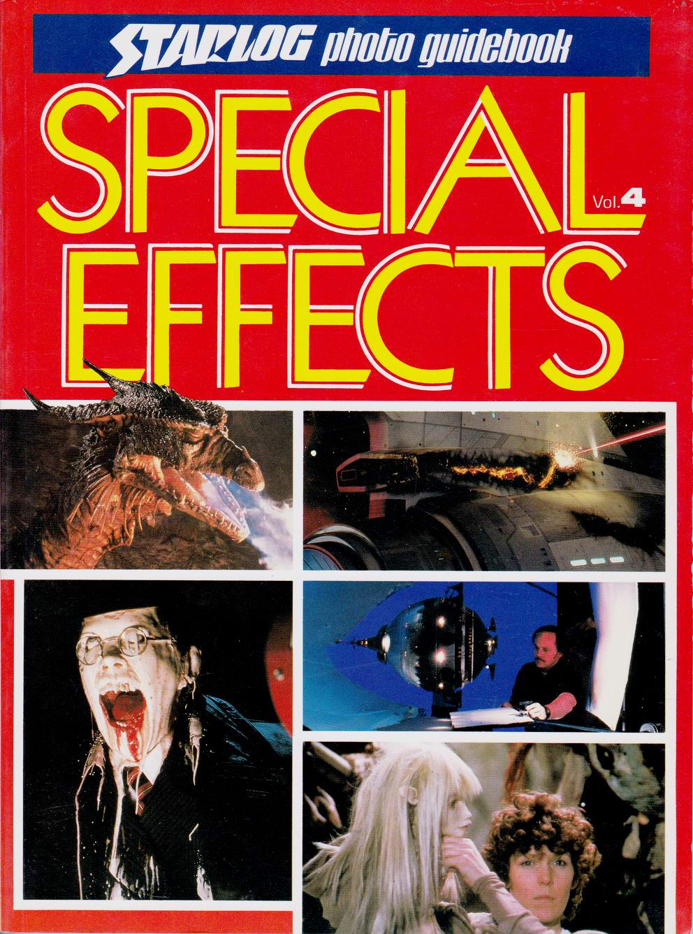 Special Effects Makeup: Starlog Photo Guidebook Special Effects