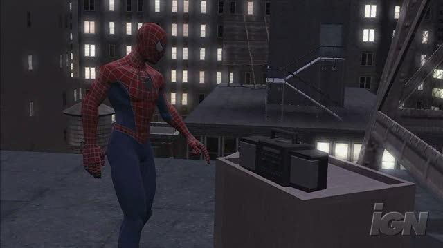 Spider-Man 3 PlayStation 3 Gameplay - DeWolfe, DeWolfe is on Fire