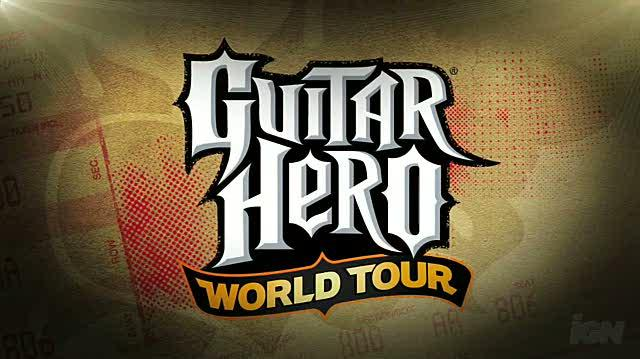 Guitar Hero World Tour (Complete Band Game) Xbox 360 Feature-Behind-the-Scenes - Zakk Wylde