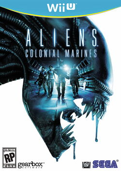 Aliens Colonial Marines (NA)