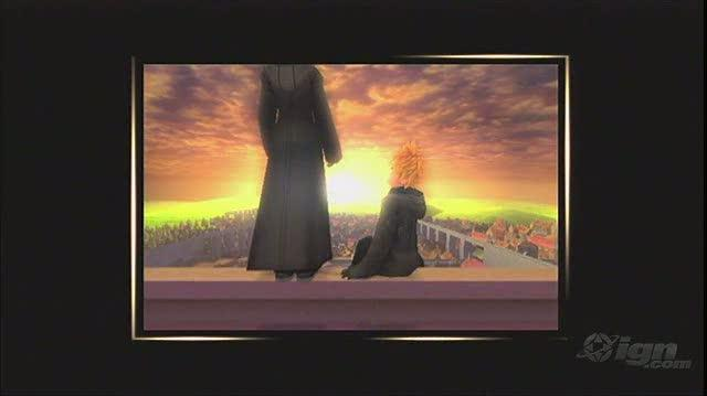 Kingdom Hearts 358 2 Days Nintendo DS Trailer - E3 2009 Nintendo Conference Trailer