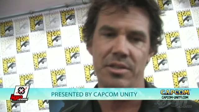 Jonah Hex Movie Interview - SDCC 09 Josh Brolin