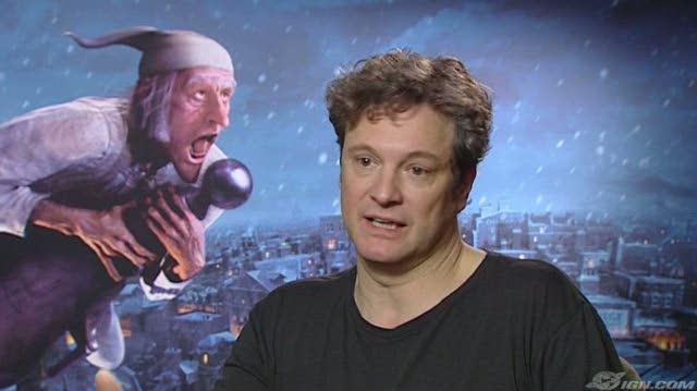 A Christmas Carol Movie Interview - Video Chat