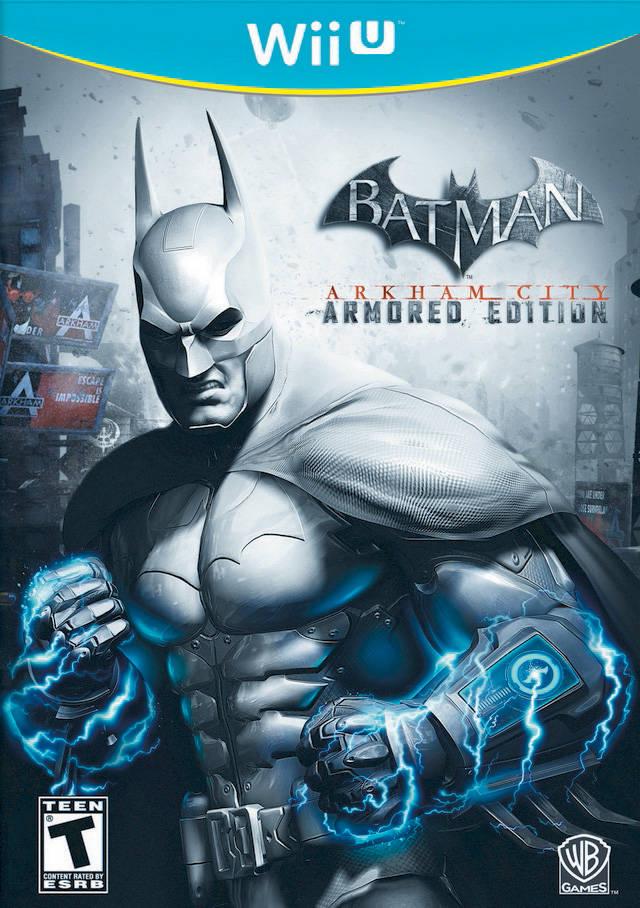 city armored edition edit talk batman arkham city armored edition