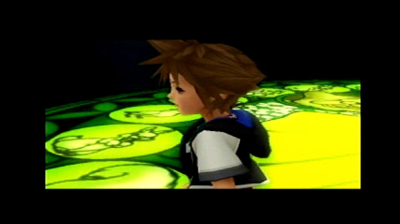 Kingdom Hearts Re Coded First Choice Gameplay