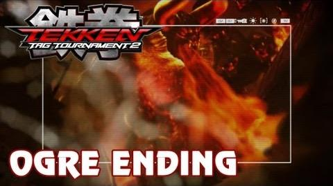 Tekken Tag Tournament 2 - 'Ogre Ending' TRUE-HD QUALITY