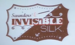 Saunders&#39; Invisible Silk