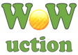 WoWuction logo