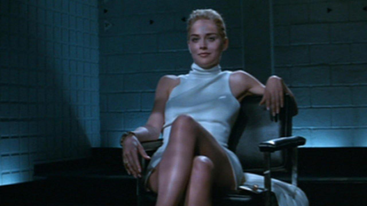 basic instinct cross leg