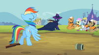 Rainbow Dash &#39;Or should I call you Mare Do Slow&#39; S2E08