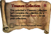 ScrollTreasureCollection