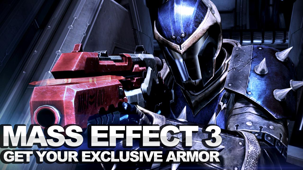 Get your Mass Effect 3 exclusives in Kingdoms of Amular Reckoning
