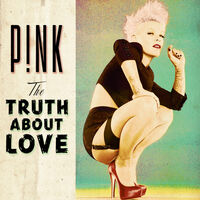 Truth about love cover