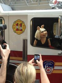 FDNY Miss Piggy 10
