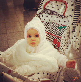 Ariana As A Baby