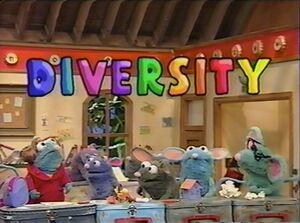Word of the Day - Diversity