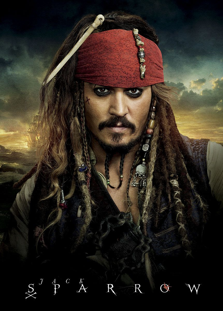 Jack Sparrow - Anything Pirates Wiki
