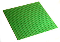 Green Lego Baseplate