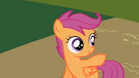 Scootaloo greatest hero S2E8