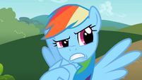 Rainbow Dash yeah right! S2E8